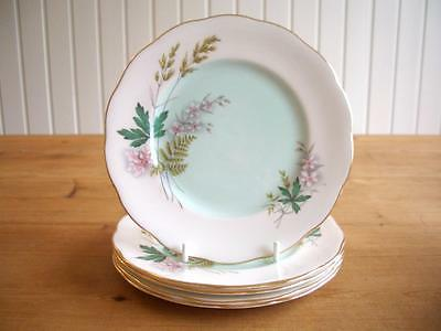 Queen Anne/ Royal Adderley - Louise - 6 side plates + other items available