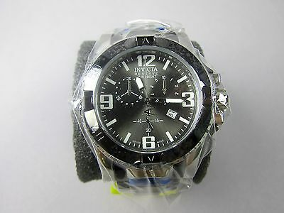 Invicta 5677 Men's Reserve Excursion Chronograph Stainless Steel Watch NEW
