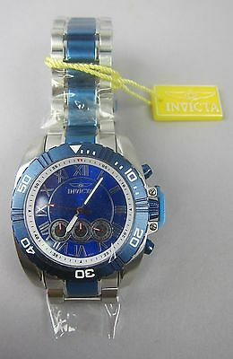 Invicta Mens Watch #5075 S1 Rally JS50 Racing Caliber 100m Water Resistant