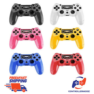 Replacement PS4 Controller Full Shell Custom Case Housing Mod Kit