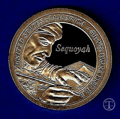 2017 S Proof Sacagawea Native American Dollar- Gem Proof-In Stock