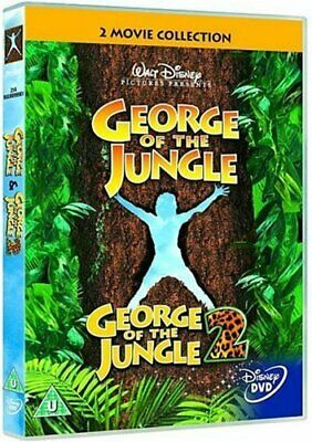 George Of The Jungle/George Of The Jungle 2 [DVD] - DVD  9IVG The Cheap Fast