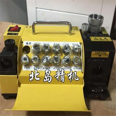 Drill Bits Sharpener 2-15mm Drill Grinder Grinding Machine 100-135 Angle MR-13A