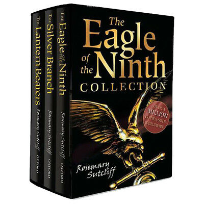 Eagle of the Ninth Series Collection 3 Books Boxed Set By Rosemary Sutcliff NEW