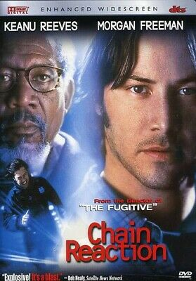 Chain Reaction [New DVD] Ac-3/Dolby Digital, Dolby, Dubbed, Subtitled, Widescr