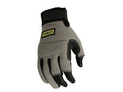 Stanley SY650L EU 3-Finger Framer Performance Gloves Large