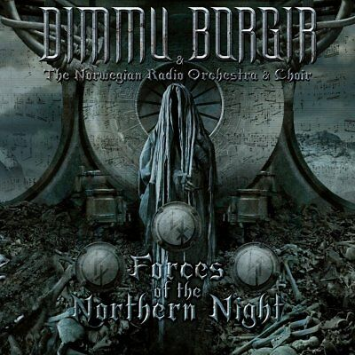 Dimmu Borgir - Forces Of The Northern Night (NEW 2 x CD)