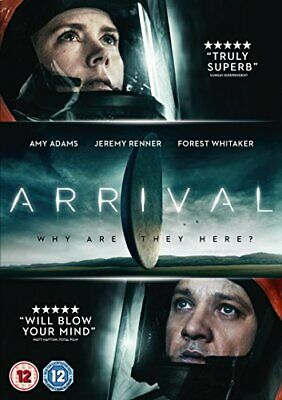 Arrival [DVD] - DVD  G5VG The Cheap Fast Free Post