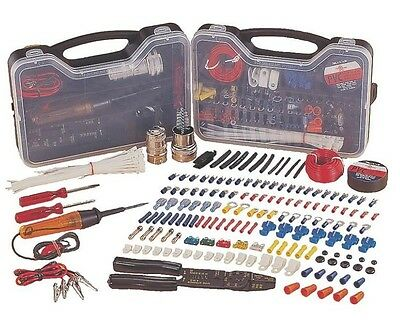 Mintcraft  CP-208PC3L Auto Wiring Electrical Repair Kit, 208 Piece