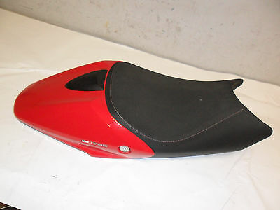 Ducati 2014 796 Monster Oem Seat Saddle With Rear Cowl Cover