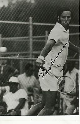 Roy Emerson  Australien  Grand Slam  Tennis Foto original signiert 299775