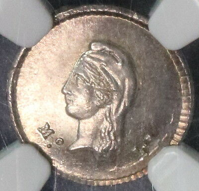 1843-Mo NGC MS 65 MEXICO Silver 1/4 real Choice BU Coin POP 4/2 (16052303D)