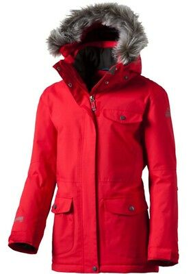 McKinley Girl padded Casual jacket Functional jacket GIL red