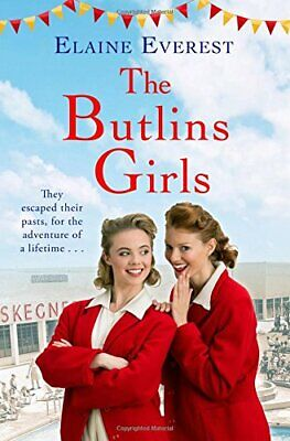 The Butlins Girls by Everest, Elaine Book The Cheap Fast Free Post