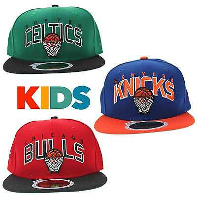 New Era Junior High Drop NBA Basketball Team Kids 59FIFTY™ Fitted Cap  Child s 96135165eedb