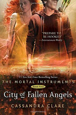 City of Fallen Angels (Mortal Instruments) by Clare, Cassandra Book The Cheap