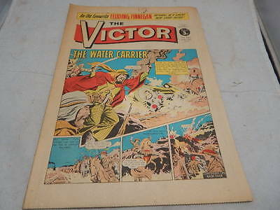 THE VICTOR COMIC No 590 ~June 10th 1972 ~ The Water Carrier
