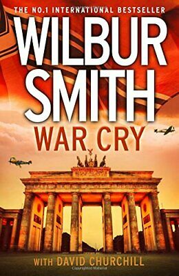 War Cry by Smith, Wilbur Book The Cheap Fast Free Post