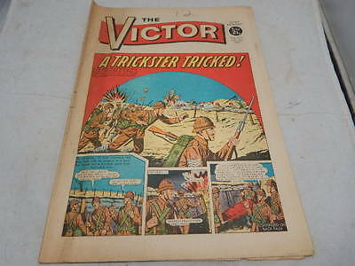THE VICTOR COMIC No 572 ~ Feb 5th 1972 ~ A Trickster Tricked!
