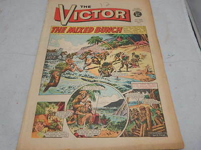 THE VICTOR COMIC No 536 ~ May 29th 1971 ~ The Mixed Bunch