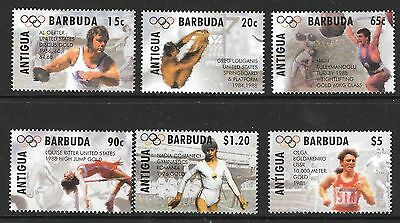 Antigua Sg2101/6 1995 Olympic Games   Mnh