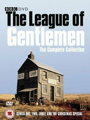 The League of Gentlemen - The Complete Collection [DVD] [1999] - DVD  G6VG The