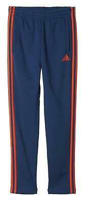 adidas Children's Tracksuit bottoms Essentials 3 Stripes French Terry Pant blue/