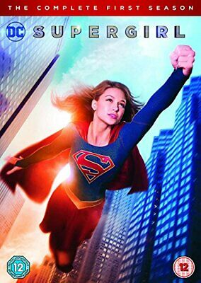 Supergirl - Season 1 [DVD] [2016] - DVD  G0VG The Cheap Fast Free Post