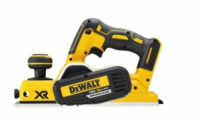 DEWALT DCP580N 18V XRP Brushless 82mm Planer - BODY ONLY