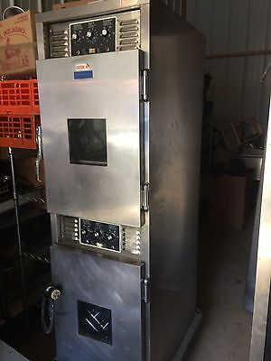 Wittco Cook & Hold Oven, Double Door 1300-AD-SS
