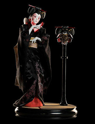 Weta Ghost in the Shell Statue 1/4 Geisha Statue