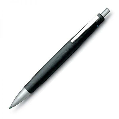 Lamy 2000 4-Color Black/Stainless Steel Ballpoint Pen L401 - NEW in box