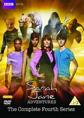 The Sarah Jane Adventures - Series 4 [DVD] - DVD  6QVG The Cheap Fast Free Post