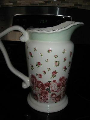 Gifted Line John Grossman Collection of Antique Images RARE Victorian Pitcher