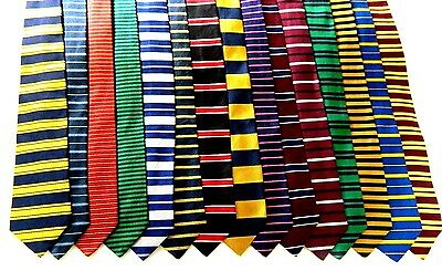 Men's Brooks Brothers (Lot of 120) 100%Silk Neck tie Made in USA