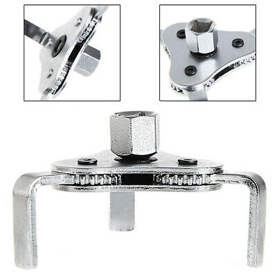 Universal Auto 3 Legs Two Ways Oil Filter Wrench Spanner Remover Tool Adjustable