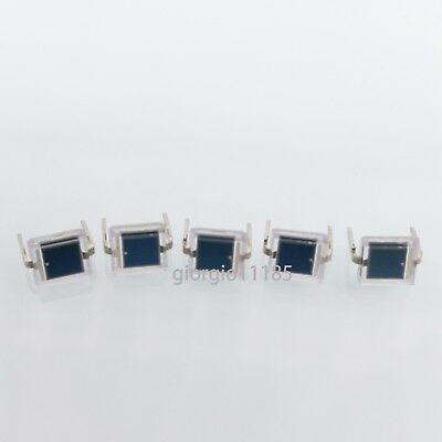 US Stock 5pcs BPW34 Original Silicon PIN Photodiode DIP-2 New