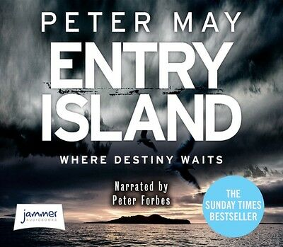 Entry Island (Audio CD), MAY, PETER, Forbes, Peter, 9781471258909