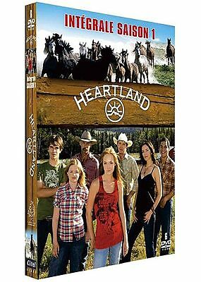 Coffret 6 DVD - Heartland Integrale Saison 1