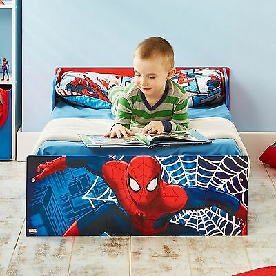 Spiderman Toddler Bed Suitable For Age 18 Months+ New Free P+P