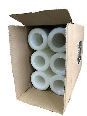 Coreless Clear Pallet Wrap 400mm x 300 12mu Cheapest Clearance Offer