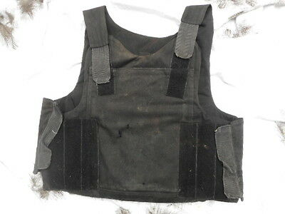 Tetranike Body Armour Systems Level 3A Iii A Inner & Black Cover