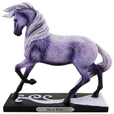 Trail of Painted Ponies Storm Rider Pony Horse Figurine 4026392