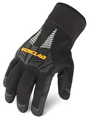 Ironclad CCG2-04-L Cold Condition Waterproof Gloves, Large