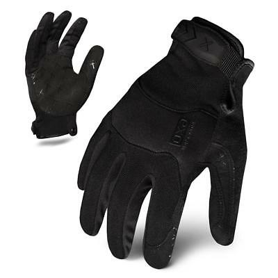 Ironclad EXO Tactical Pro Tactical Operations Gloves, Impact Protection, Black