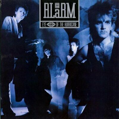 Alarm - Eye Of The Hurricane - Alarm CD 5SVG The Cheap Fast Free Post The Cheap
