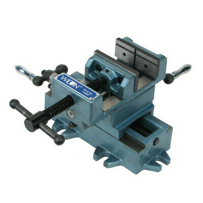 Wilton WMH11698 Cross Slide Drill Press Vise with 8 in. Jaw Opening New