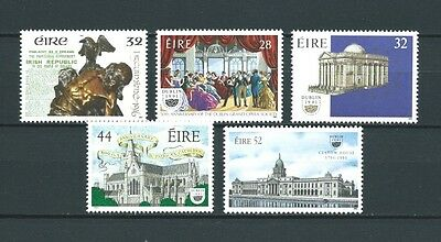IRLANDE - 1991 YT 757 à 761 - TIMBRES NEUFS** LUXE