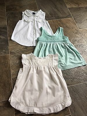 Baby Gap Old Navy Top Lot Toddler Girl Size 4T