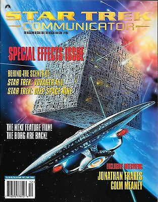 Star Trek Communicator No.105 / 1996 Special Effects Issue